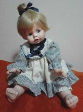 Altro Bambole Wow Bellissima Bambola Chad Valley Capelli Mogano Occhi Azzurri Doll Poupée Bambole Fashion