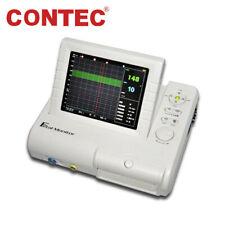 Fetal Monitor Maternity ultrasound Fetus Heart Rate Monitor TOCO&Fetal move Mark