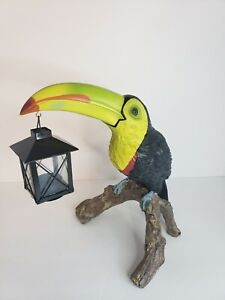 Pier One Parrot Candle Holder