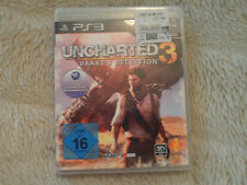 PS 3 Spiel Uncharted 3