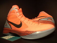 Nike Zoom HYPERDUNK 2011 BG BLAKE GRIFFIN MANGO ORANGE BLACK 484935-800 NEW 11.5