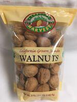 In Shell Walnuts - 2 lb. Bag - Treasured Harvest Brand