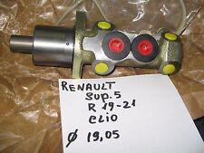 RENAULT SUPER 5 R19 / 21 CLIO POMPA FRENO