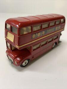 Corgi 468 London Transport Routemaster Bus Outspan Vintage VGC