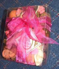 PINK AZALEA POTPOURRI GIFT BOX 10 OZ. Smells BEAUTIFUL Elegant Floral R29127AZA