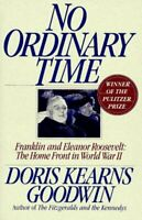 No Ordinary Time : Franklin and Eleanor Roosevelt - The Home Front in World War