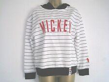 Primark Disney Ladies Mickey Mouse jumper sweatshirt with hood BNWT XS