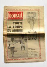 France Football n°1061-1966-FONTAINE-HERBIN-GONDET-LES 352 JOUEURS-EUSEBIO-PELE