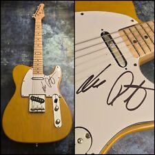 GFA Rit Rio Jazz Guitarist * LEE RITENOUR * Signed Tele Electric Guitar COA