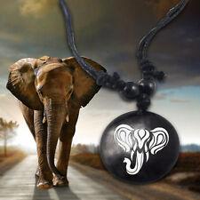"25 pc Wholesale Elephant Necklace Animal Awareness Adjustable 14"" - 30"""