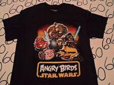 Medium- Angry Birds Star Wars T- Shirt