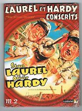 LAUREL & HARDY CONSCRITS - A. EDWARD SUTHERLAND - DVD NEUF NEW NEU