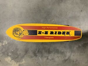 E-Z RIDER Vintage 70s Skateboard Complete Zephyr Alva Dogtown Z-boys Jay Adams