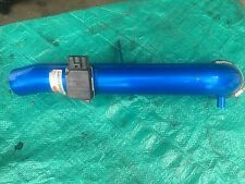 00 Ford Focus ZX3 2.0 DOHC K&N Typhoon Air Intake System Blue Cool Air Tube Kit
