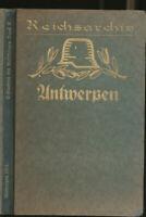 Reichsarchiv 3 Antwerpen 1914 Schlachten des Weltkrieges 1914 Tschischwitz
