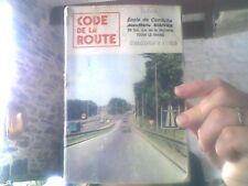 Code de la route ( Rousseau )