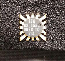 Tektronix 155-0078-10 Osciloscopio IC Amplificador vertical