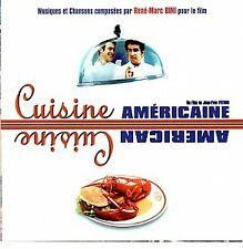 Soundtrack - Cuisine Americaine (Rene-Marc Bini) CD