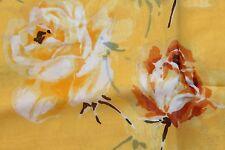 Superbe pièce de mousseline de soie, larg 130 cm x Hauteur 130 cm