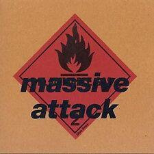 Massive Attack Music Records Dance LP