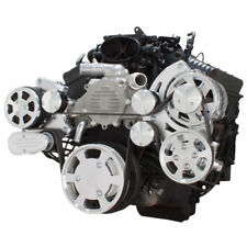 Serpentine System for Chevy LT1 Generation II - AC, Power Steering & Alternator
