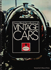 Craven Black Cat Collection of Vintage Cars by Carreras 1978 - cigarette card.
