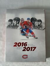 Montreal Canadiens 2016 / 2017 season ticket holders presentation box