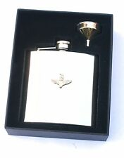 Para Wings Parachute Regiment 6oz Hip Flask Military Personalised Gift BGK29