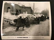 VINTAGE MOVIE Still PHOTO FROM The French Connection 1971 lot J