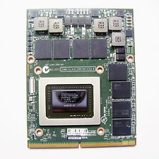 OEM New Quadro 3000M 2GB GDDR5 MXM3.0 DirectX 11 VGA Graphic Card N12E-Q1-A1 HP