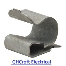 GIRDER CABLE CLIPS METAL EDGE - Various Size Girder & Cable BRITCLIPS PACK OF 25