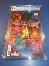 X-men #17 Marvel vs Alien Variant CGC 9.8 NM/M Gorgeous Gem Wow