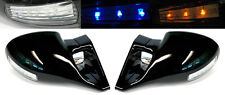 Mazda RX8 03-08 M3 LED Front Manual Door Side Mirrors Pair RH LH