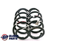 BMW X1 Series F48 Rear Suspension QU Left Right Coil Spring Set N/O/S