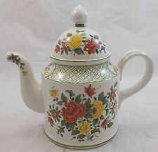 Villeroy & and Boch SUMMERDAY tea / coffee pot with lid UNUSED