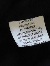 Dry-clean Only