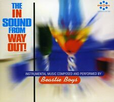 Beastie Boys - In Sound from Way Out [New CD]