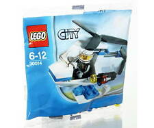Lego City Town Police Set 30014 HELICOPTER Light Limited Release NISB