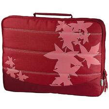 aha Notebook / Netbook Cover, Maple C2, bis 39,1 cm, 15,4 Zoll, rot 23259