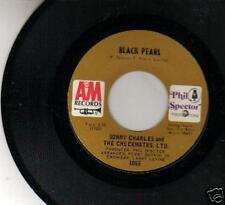 JUKEBOX single 45 SONNY CHARLES  CHECKMATES BLACK PEARL