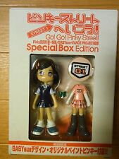 JAPAN Pinky:St Pinky Street e Ikou! Street.1 Special Box OOP