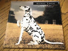 """ANIMAL LOGIC - THERE'S A SPY IN THE HOUSE OF LOVE  7"""" VINYL PS"""