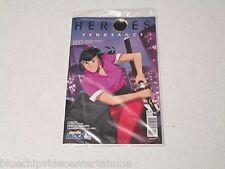 Heroes Vengeance  #1 Comic Block Exclusive Variant Cover