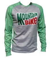 Mountain Bike Jersey by Giro-Size XXL- Lightweight, breathable, funny 3/4 slve