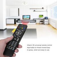 Universal Mando a Distancia LCD TV Teledirigido Reemplazo RC1205 para Hitachi