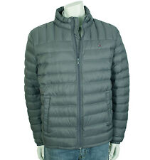Size XL Tommy Hilfiger Quilted Grey Down Packable Puffer...
