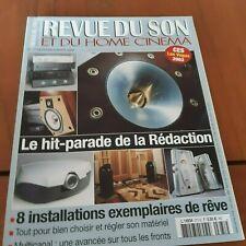 la Revue du son  N° 271 de 2003 -Le hit parade de la rédaction-multicanal- CA70