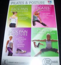 Plates & Posture ABC TV (Australia Region 4) DVD – New