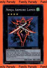 Ninja Armure Lames ORCS-FR041 Carte YuGiOh Super Rare neuve Yu-Gi-Oh!