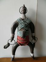 statuette africaine Cameroun poupe namji